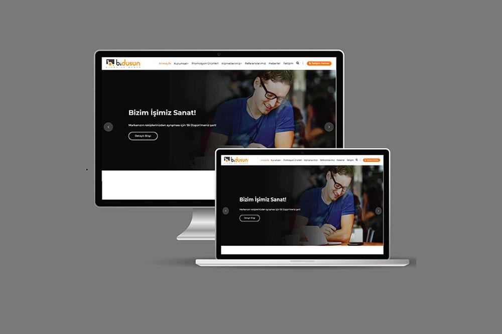 Web Sitesi ve Tasarım Hizmetleri